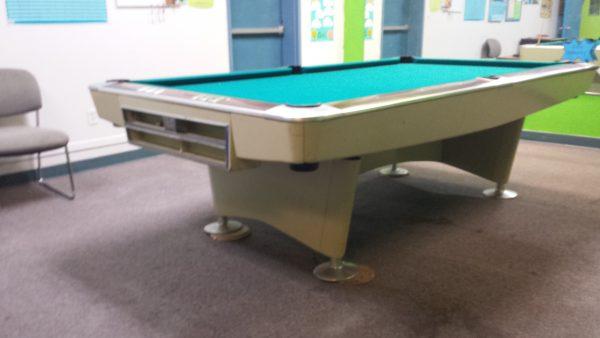 8' Brunswick Pool Table